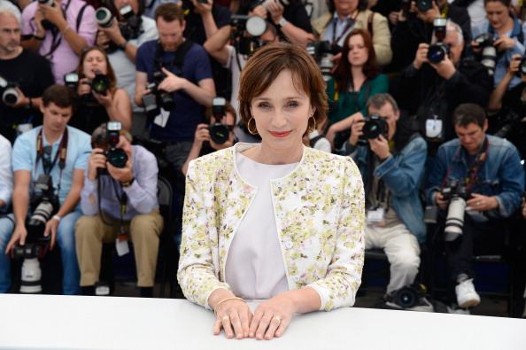 Kristin Scott Thomas「'Only God Forgives' Photocall - The 66th Annual Cannes Film Festival」:写真・画像(14)[壁紙.com]