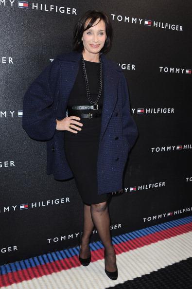 Stockings「Tommy Hilfiger Champs-Elysees Flagship Opening - Red Carpet」:写真・画像(10)[壁紙.com]
