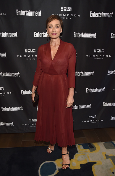 Kristin Scott Thomas「Entertainment Weekly's Must List Party at the Toronto International Film Festival 2017 at the Thompson Hotel」:写真・画像(10)[壁紙.com]