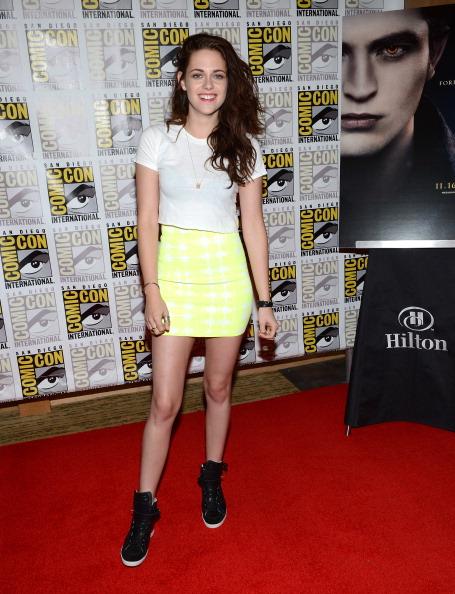 "Canvas Shoe「""The Twilight Saga: Breaking Dawn - Part 2"" At San Diego Comic-Con 2012」:写真・画像(9)[壁紙.com]"