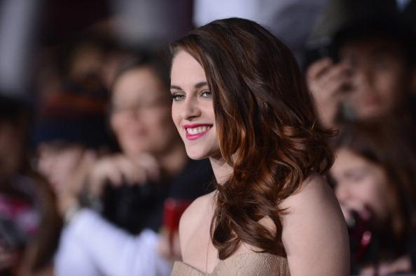 "Eyeshadow「Premiere Of  Summit Entertainment's ""The Twilight Saga: Breaking Dawn - Part 2"" - Arrivals」:写真・画像(4)[壁紙.com]"