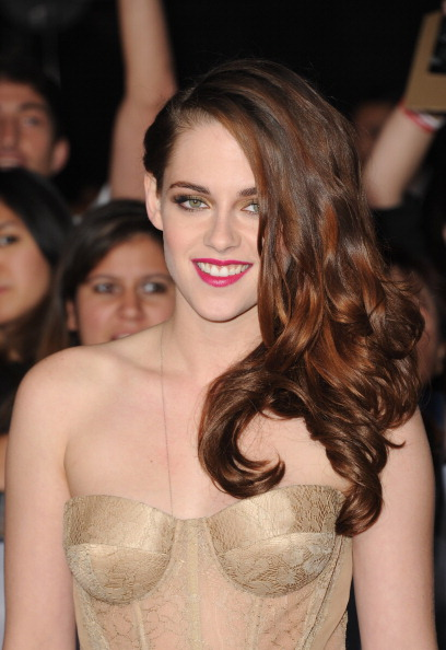 "Brown Hair「Premiere Of  Summit Entertainment's ""The Twilight Saga: Breaking Dawn - Part 2"" - Arrivals」:写真・画像(14)[壁紙.com]"