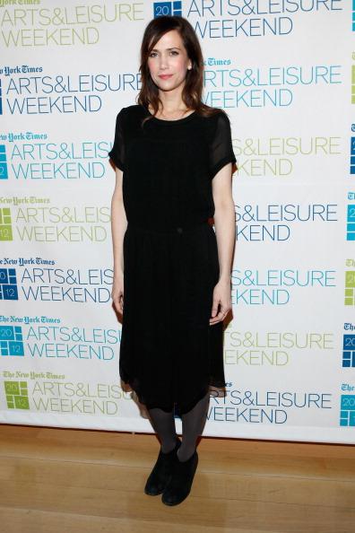 Suede Shoe「2012 NY Times Arts & Leisure Weekend - TimesTalks With Kristen Wiig, Paul Feig, Seth Rogen & Will Reiser」:写真・画像(18)[壁紙.com]