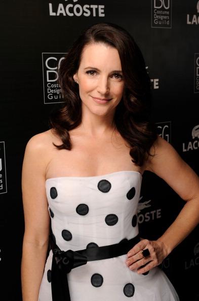 Kristin Davis「13th Annual Costume Designers Guild Awards With Presenting Sponsor Lacoste - Backstage」:写真・画像(14)[壁紙.com]