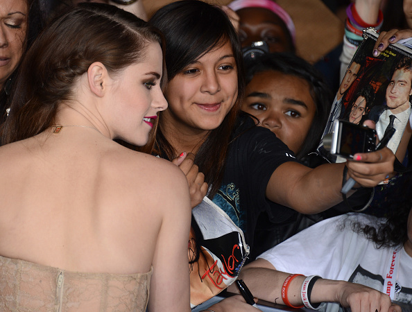 "Film Premiere「Premiere Of  Summit Entertainment's ""The Twilight Saga: Breaking Dawn - Part 2"" - Arrivals」:写真・画像(10)[壁紙.com]"