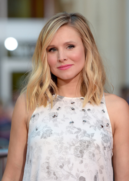 """Kristen Bell「Premiere Of Warner Bros. Pictures' """"This Is Where I Leave You"""" - Arrivals」:写真・画像(16)[壁紙.com]"""