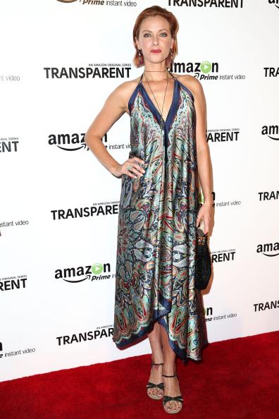 "Transparent「Premiere Of Amazon's ""Transparent"" - Red Carpet」:写真・画像(4)[壁紙.com]"