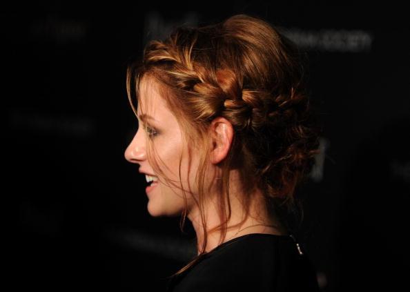 "Braided Hair「The Cinema Society Screening Of ""The Twilight Saga: Eclipse"" - Arrivals」:写真・画像(6)[壁紙.com]"