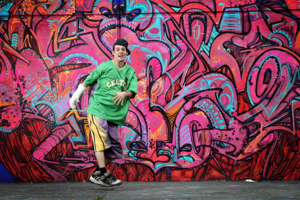 Graffiti「London Estate Provides Canvas For World Class Graffiti Artists」:写真・画像(7)[壁紙.com]