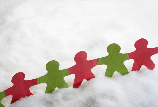 Teamwork「Holiday Unity」:スマホ壁紙(8)