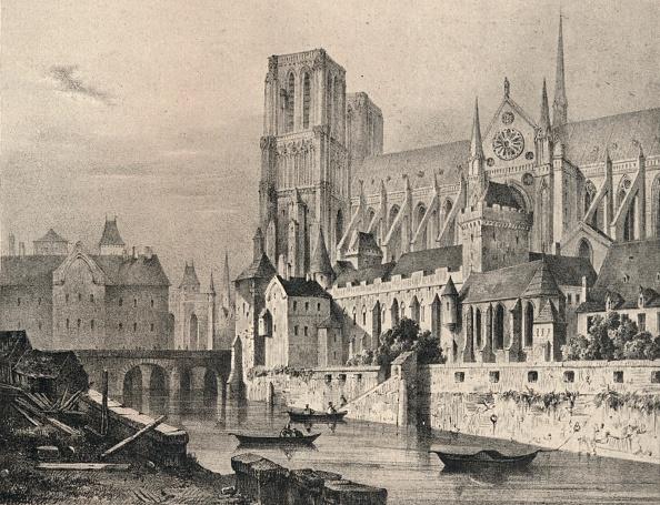 17th Century「'L'Eveche', c1550-c1638 (1915)」:写真・画像(19)[壁紙.com]