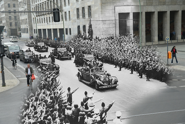 Image「70 Years Since WW2: Overlay Images Show Then And Today」:写真・画像(9)[壁紙.com]
