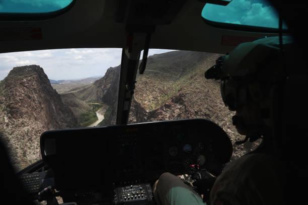 CBP Conducts Aerial Patrols Over El Paso Sector Of US-Mexico Border:ニュース(壁紙.com)