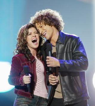 Finishing「American Idol Finale」:写真・画像(11)[壁紙.com]