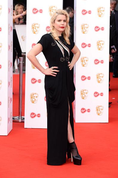 Sleeved Dress「Virgin Media British Academy Television Awards 2019 - Red Carpet Arrivals」:写真・画像(13)[壁紙.com]
