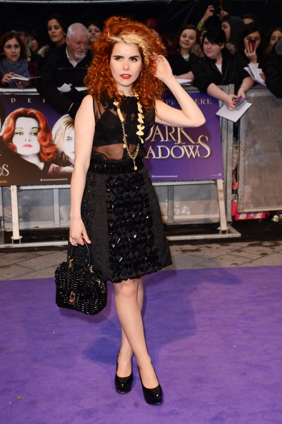 ダーク・シャドウ「Dark Shadows - European Premiere - Outside Arrivals」:写真・画像(12)[壁紙.com]