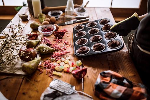Pear「Delicious Chocolate Cupcakes」:スマホ壁紙(4)