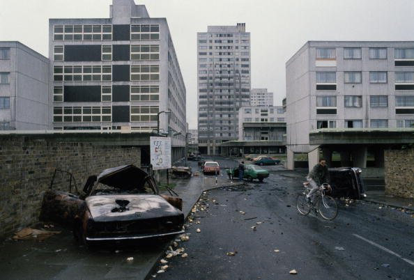 Apartment「Tottenham Riots」:写真・画像(14)[壁紙.com]
