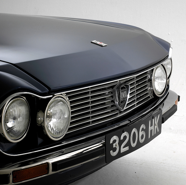 Vehicle Grille「1972 Lancia Fulvia 1600 HF」:写真・画像(17)[壁紙.com]