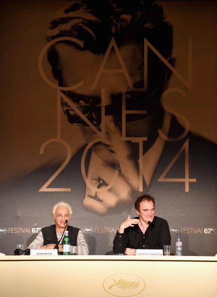 Film Director「Quentin Tarantino Press Conference - The 67th Annual Cannes Film Festival」:写真・画像(10)[壁紙.com]
