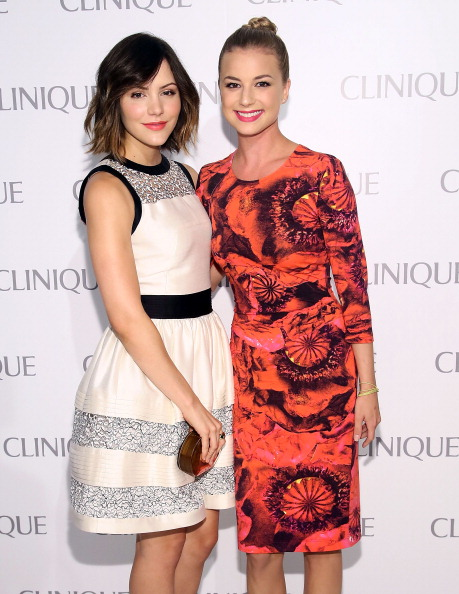 Emily VanCamp「Dramatically Different Party Hosted By Clinque」:写真・画像(4)[壁紙.com]