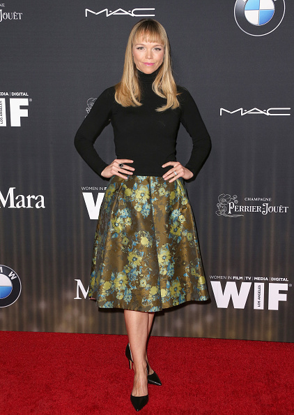 Pre-Party「Ninth Annual Women In Film Pre-Oscar Cocktail Party Presented By Max Mara, BMW, M-A-C Cosmetics And Perrier-Jouet - Arrivals」:写真・画像(7)[壁紙.com]