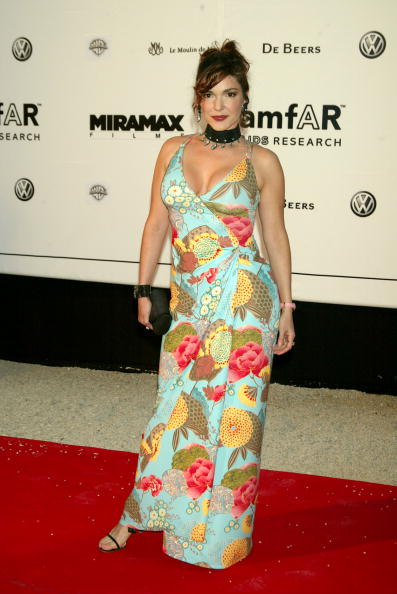 "amfAR Cinema Against AIDS Gala「amfAR's ""Cinema Against AIDS 2003"" during the 56th International Cannes Film Festival 」:写真・画像(6)[壁紙.com]"