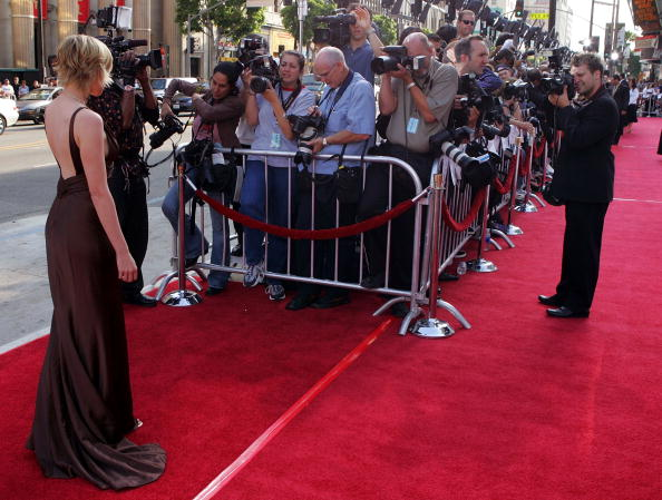 Hollywood - California「33rd AFI Life Achievement Award - A Tribute to George Lucas - Arrivals」:写真・画像(0)[壁紙.com]