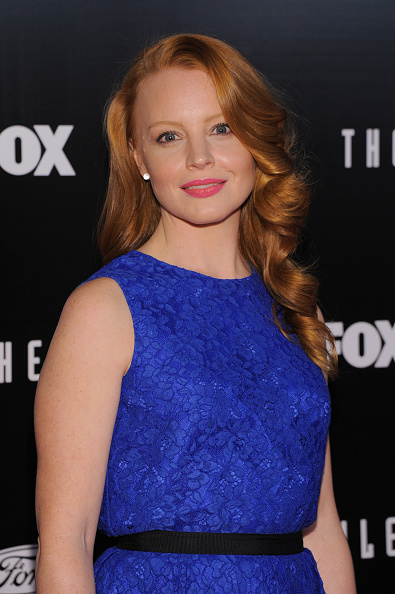 "California Science Center「Premiere Of Fox's ""The X-Files"" - Arrivals」:写真・画像(11)[壁紙.com]"