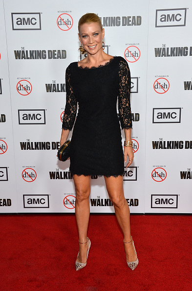 "Scalloped - Pattern「Premiere Of AMC's ""The Walking Dead"" 3rd Season - Arrivals」:写真・画像(15)[壁紙.com]"