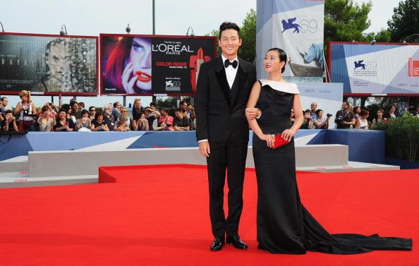 "Lee Min「""Pieta"" Premiere - The 69th Venice Film Festival」:写真・画像(6)[壁紙.com]"
