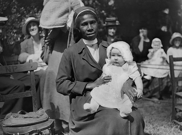Black History in the UK「Camberwell Baby Show」:写真・画像(5)[壁紙.com]