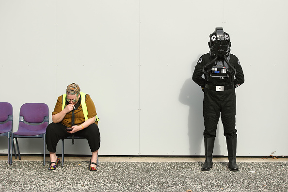 Comic con「Cosplay Fans Dress Up For Supanova Comic Con」:写真・画像(9)[壁紙.com]