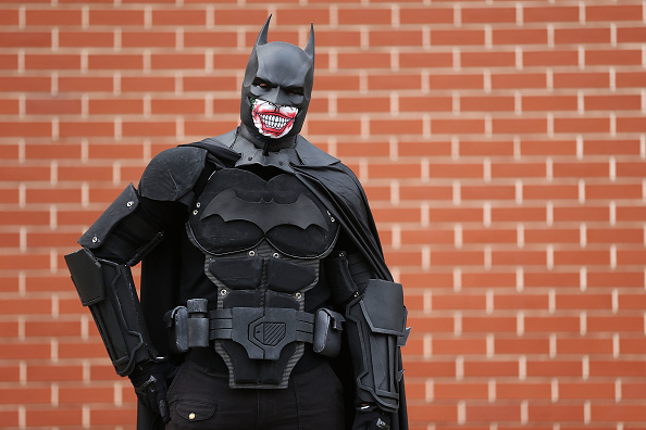 Comic con「Cosplay Fans Dress Up For Supanova Comic Con」:写真・画像(8)[壁紙.com]