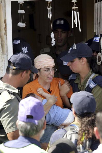 Marco Di Lauro「Israeli Police Unit Deployed Against Resisting Jewish Settlers」:写真・画像(8)[壁紙.com]