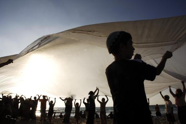Horizon「Gaza Pullout」:写真・画像(3)[壁紙.com]
