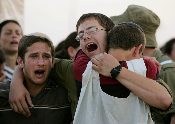 Front View「Israeli Army Evacuate Synagogue On First Day Of Disengagement」:写真・画像(15)[壁紙.com]