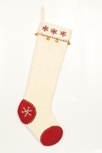 Christmas Stocking「Funky long Christmas Stocking with shadow」:スマホ壁紙(8)