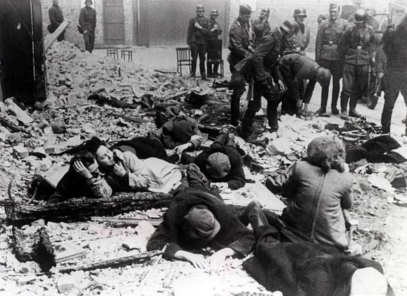 Prejudice「Warsaw Ghetto Uprising」:写真・画像(1)[壁紙.com]