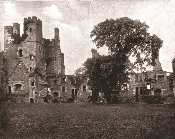 Travel Destinations「Wingfield Manor」:写真・画像(5)[壁紙.com]
