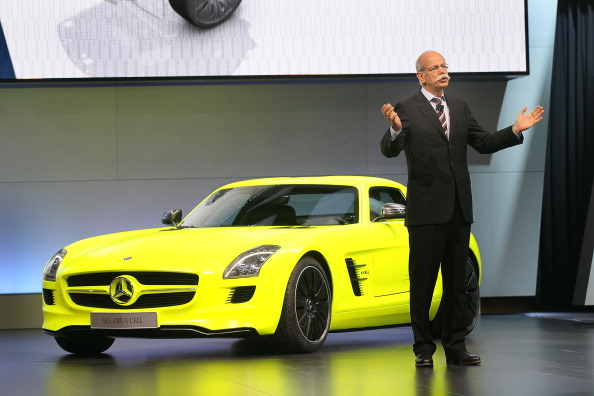 Scott Olson「Detroit Auto Show Previews Newest Car Models From Around The World」:写真・画像(10)[壁紙.com]
