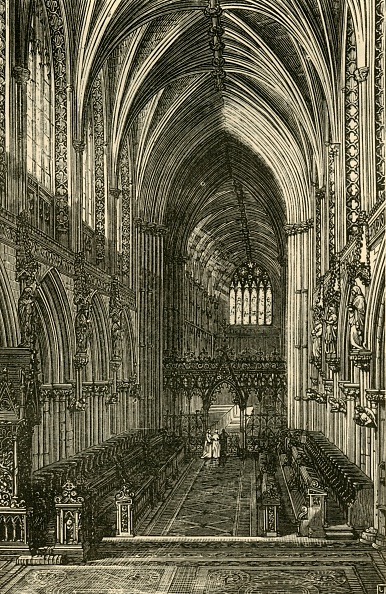 Ceiling「Lichfield Cathedral (Interior」:写真・画像(10)[壁紙.com]