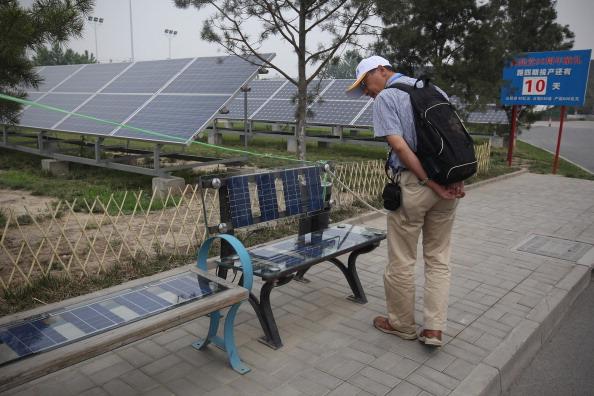 Baoding「China Strives To Develope New Energy」:写真・画像(13)[壁紙.com]