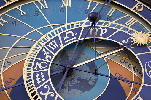 Clockworks「Astronomical clock in Prague Czech republic」:スマホ壁紙(16)