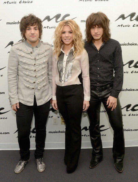 Visit「The Band Perry Visits Music Choice」:写真・画像(9)[壁紙.com]