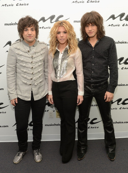Visit「The Band Perry Visits Music Choice」:写真・画像(10)[壁紙.com]