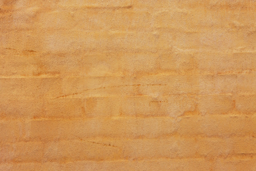 Helsingor「Old yellow wall texture background with copyspace」:スマホ壁紙(19)