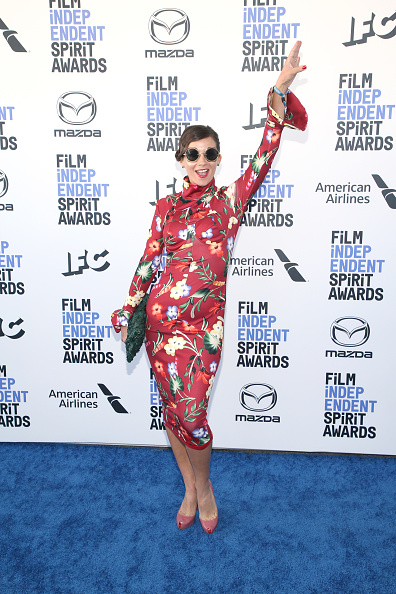 Pink Shoe「2020 Film Independent Spirit Awards  - Arrivals」:写真・画像(13)[壁紙.com]