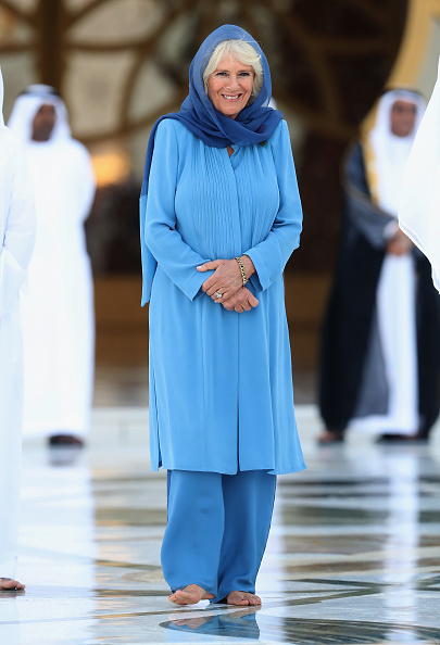 Blue Pants「The Prince Of Wales And The Duchess Of Cornwall Tour United Arab Emirates - Day 1」:写真・画像(14)[壁紙.com]