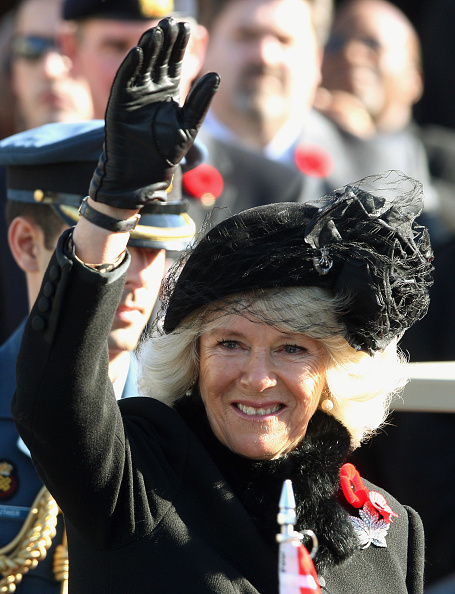 National War Memorial「The Prince Of Wales And Duchess Of Cornwall Visit Canada - Day 10」:写真・画像(5)[壁紙.com]